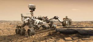 Марсохід NASA передав перші яскраві фото