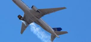 Фото Reuters - В пасажирського літака загорівся двигун