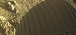 Марсохід надіслав на Землю своє перше відео