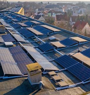 «Нафтогаз» будуватиме житло із сонячними панелями