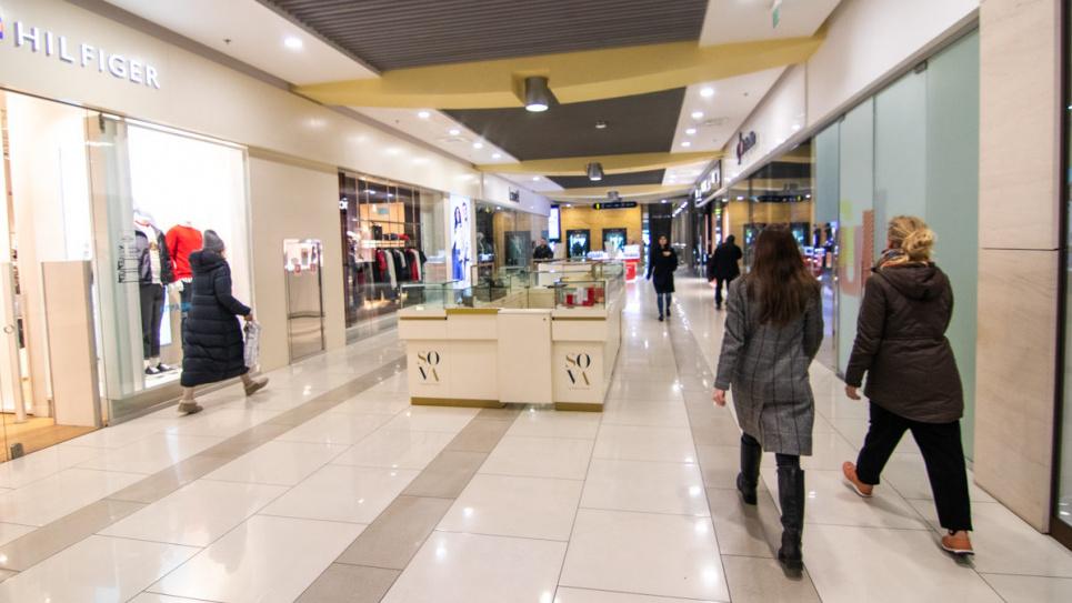 В Киеве заминировали десять торгово-развлекательных центров в разных районах города и отель