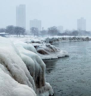 У США від морозів гинуть люди.