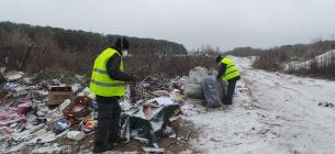 """У ДАЗВ не вважають за проблему перенасичення полігону Лелів у Чорнобильській зоні відчуження """"чужим"""" побутовим сміттям"""