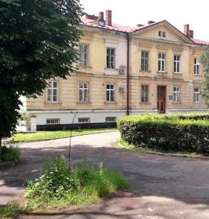 На унікальний парк біля Львівської обласної психлікарні вже поклали око забудовники