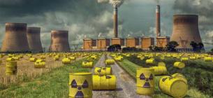 Радиоактивные отходы РФ планируют хранить в Чернобыльской зоне