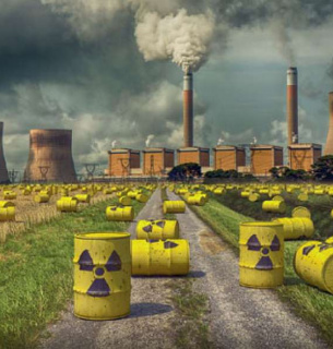Радіоактивні відходи з РФ планують зберігати у Чорнобильській зоні