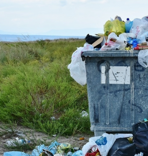 Представитель Минэкологии не смог на Всеукраинском форуме разносторонне представить ситуацию с переработкой мусора