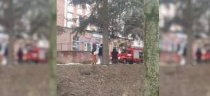 У Чернівцях стався потужний вибух у ковідній лікарні