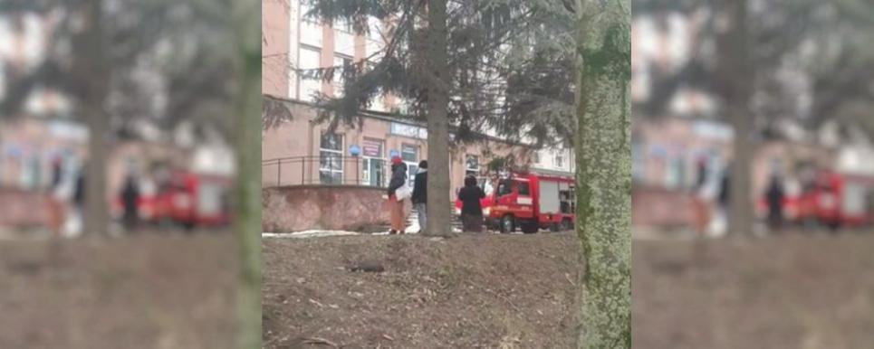 В Черновцах произошел мощный взрыв в ковидной больнице