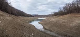 Пересохли Сімферопольське і Загорське водосховища
