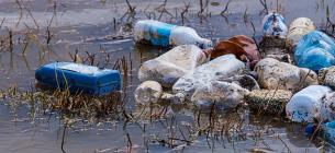 В реку Тиса попадают тонны отходов из несанкционированных свалок