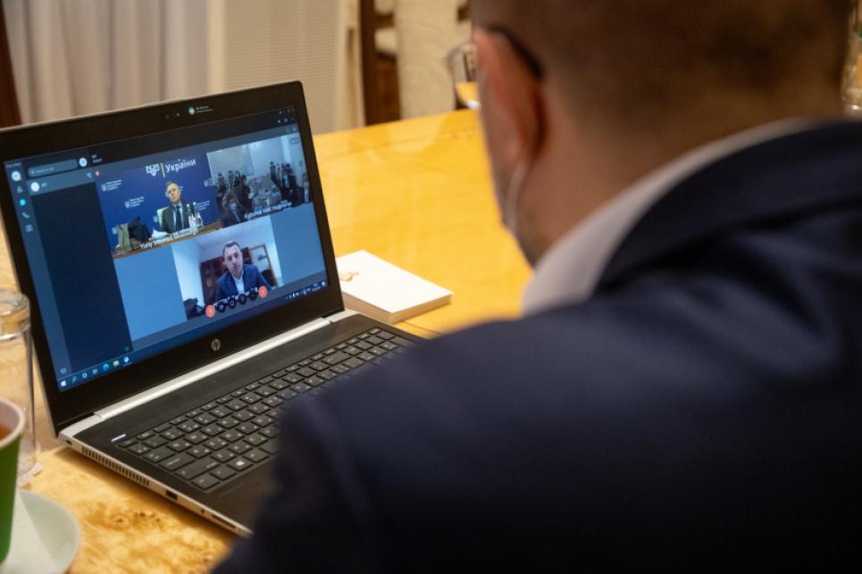 Денис Шмигаль 2 березня скликав енергетичну нараду, щоб поговорити про ціну на газ