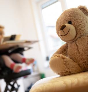 В Україні з діагнозом спінальна м'язова атрофія живе понад 250 дітей