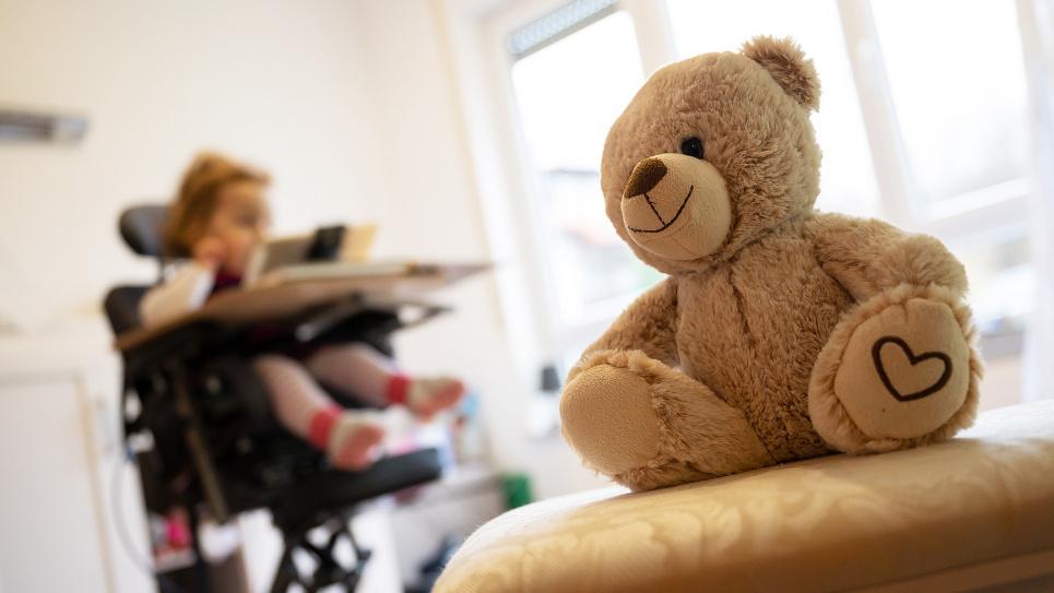 В Украине с диагнозом спинальная мышечная атрофия живет более 250 детей