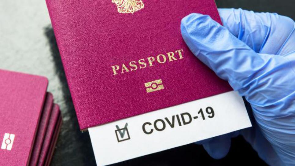 МОЗ пообещал украинцам «ковидний сертификат» для путешествий: детали