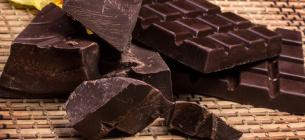 Вчені підтвердили користь шоколаду для судин і серця.