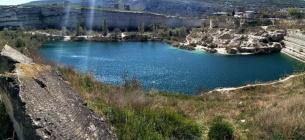 В оккупированном Крыму почти высохло Инкерманское водохранилище