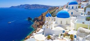 Кордони Греції відкриють для українських туристів