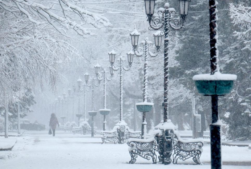Україну накриють хуртовини та штормовий вітер