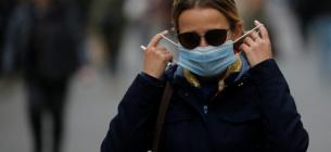 В Україні за останню добу майже 300 смертей від коронавірусу.