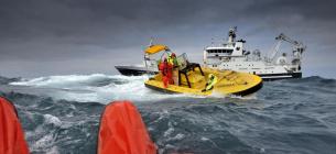 У Чорному морі затонуло судно з українським екіпажем, триває пошукова операція. Фото ілюстративне