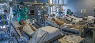 Найбільше нових хворих виявили на Житомирщині