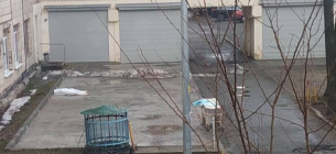 """Фото """"Київ Оперативний"""" - З вікна COVID-лікарні вистрибнула пацієнтка"""