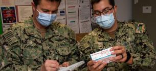 Військові на передовій масово відмовляються від вакцинації