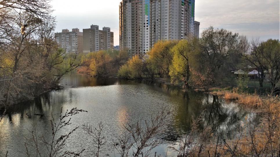 Столичні чиновники відмовилися допомагати екологам рятувати від забудовників озера Києва
