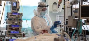 Почти 16 тыс. новых больных в сутки. COVID в Украине набирает обороты
