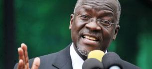 У Танзанії помер президент країни