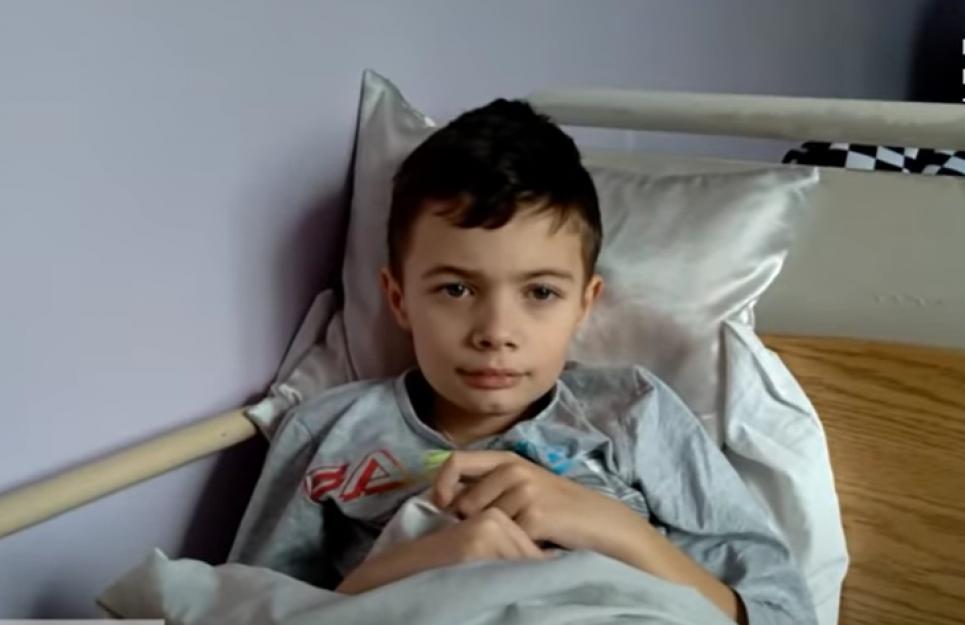 В Одессе спасли восьмилетнего мальчика, у которого COVID поразил 85 % легких и все органы