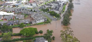Фото: Alex McNaught, roving-rye.com photography/via REUTERS - Повені затопили штат Новий Південний Уельс