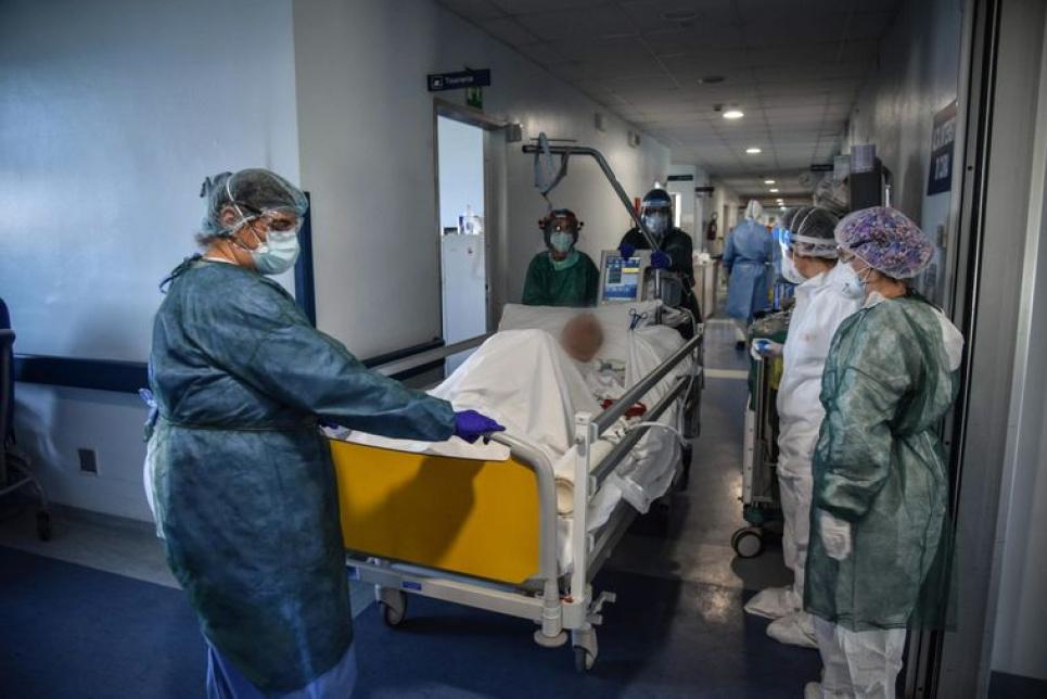 В Україні виявили 7893 нових хворих на ковід