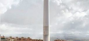 У світі з'явилися унікальні вітряки без лопатей, які генерують електроенергію