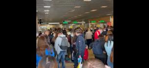 Сотні українських туристів не можуть покинути аеропорт через нові правила в'їзду до країни