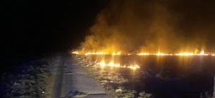 В Україні понад 100 пожеж за останню добу: підпали сухостою, очерету, сміття. Є жертви