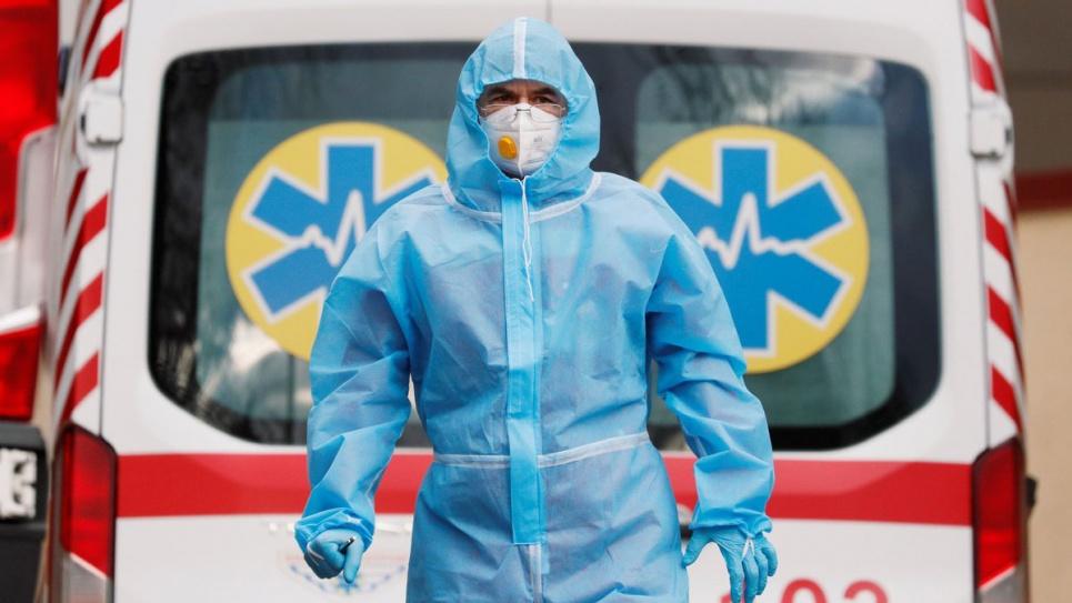У столиці ситуація із захворюваністю на коронавірус залишається напруженою