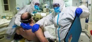 Влада намагається замовчувати реальні проблеми хворих на коронавірус в Україні та звітує про успіхи