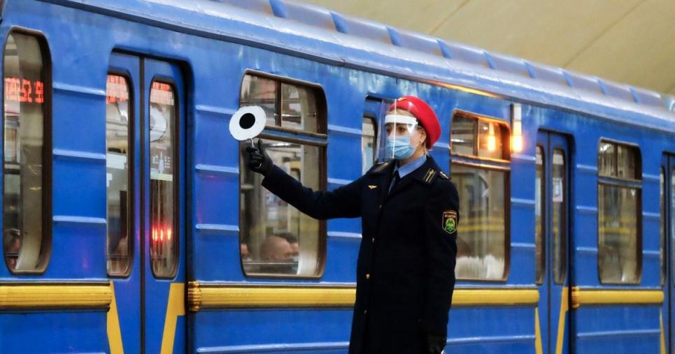 В метро пускатимуть лише за перепустками