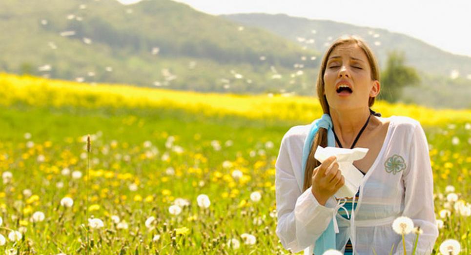 Як відрізнити сезонну алергію від симптомів ГРВІ