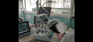 У Дніпра інфекційна реанімація переповнена хворими у тричі