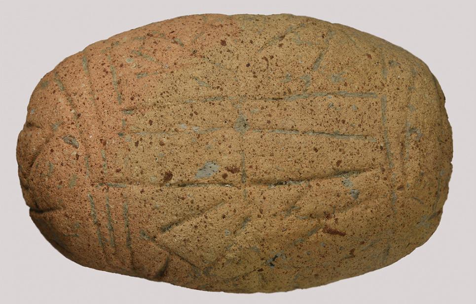 Фото National Institute and Museum of Archaeology - Вчені у Болгарії знайшли плиту з невідомим письмом, якій понад 7000 років