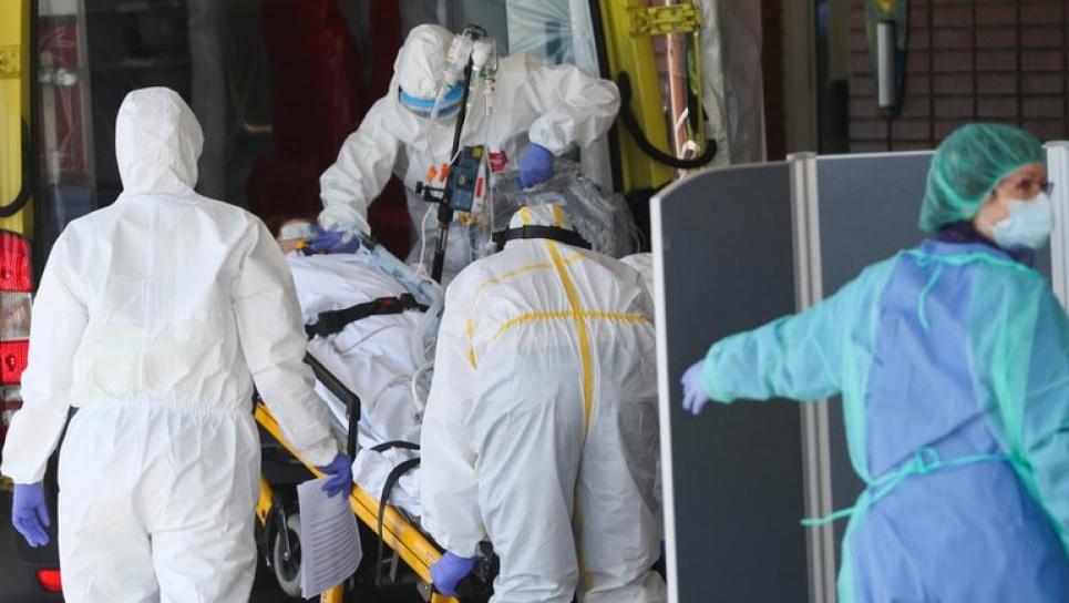 В Украине впервые с начала пандемии обнаружено почти 20 тыс. новых случаев COVID-19
