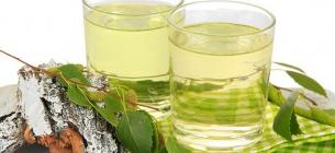 Які хвороби лікує березовий сік та кому корисно пити цей чудо-напій