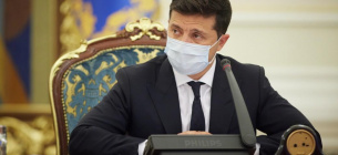 Зеленский одобрил создание Нацплана вакцинации против COVID-19