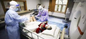 Больше всего новых больных в Харьковской и Львовской областях