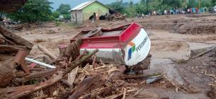 Фото Reuters. Это самое разрушительное по своим масштабам наводнение в регионе за последние 40 лет
