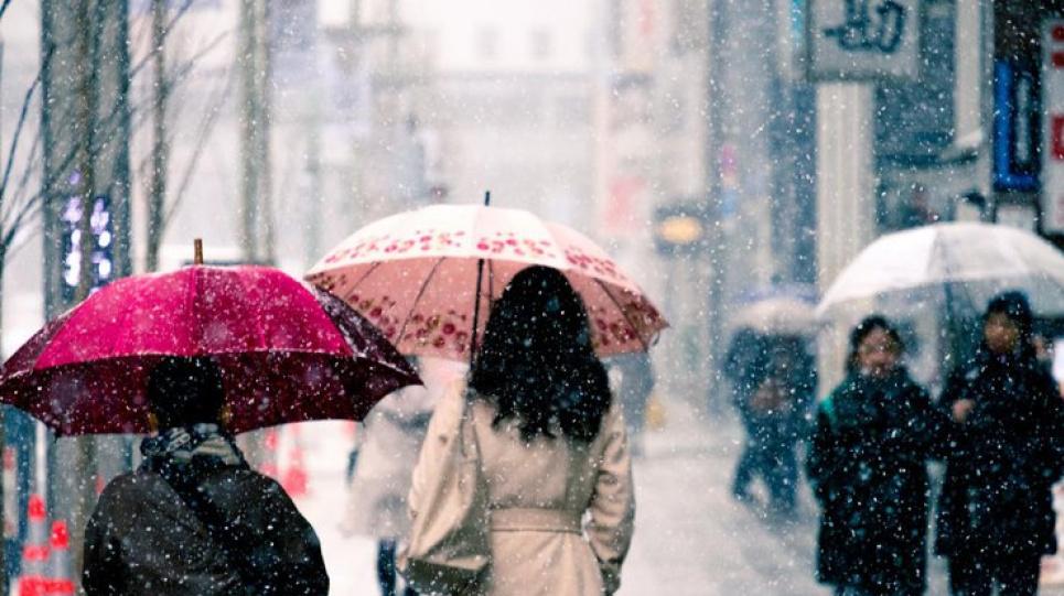 Середа в Україні буде з мокрим снігом