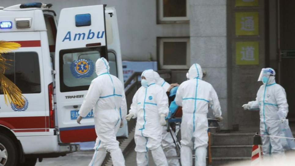 Україна б'є рекорди по захворюваності на ковід